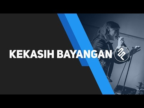 Cakra Khan - Kekasih Bayangan Piano Karaoke Instrumental / Original Key / Lirik