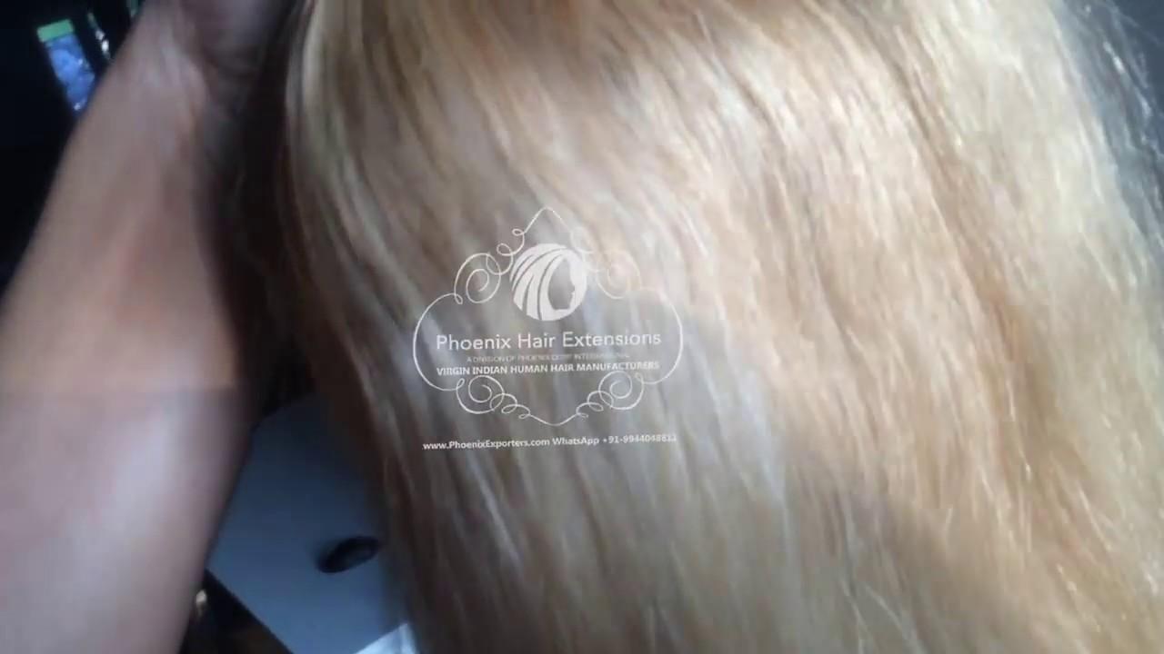 Virgin Human Hair Manufactures Temple Hair Phoenix Hair