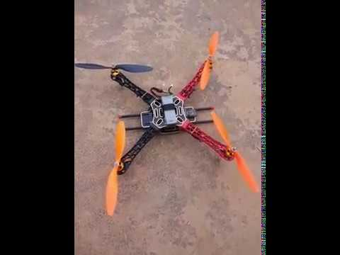 QUADCOPTER UNIVERSITY OF ASIA PACIFIC