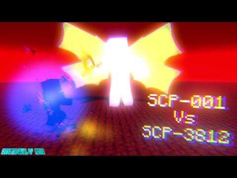 SCP-3812 Vs SCP-001   Minecraft Animation