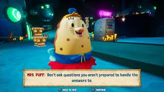 Don't ask questions mrs puff