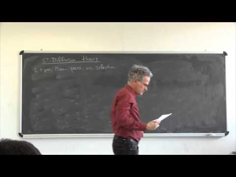 J. Krug. Statistical Physics of Biological Evolution 3