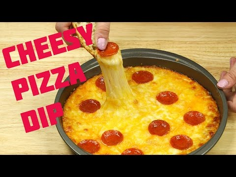 How to Make Cheese Pepperoni Pizza Dip