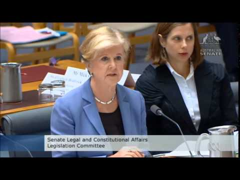 Gillian Triggs details the resignation request from A-G George Brandis