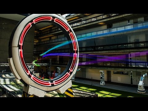 DRL | Level 3: Project Manhattan Teaser | Drone Racing League