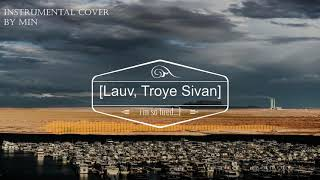 Lauv & Troye Sivan - i'm so tired... Instrument Cover Remake Karaoke *Free Download*