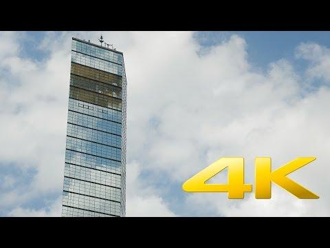 Chiba Port Tower - Chiba - 千葉ポートタワー - 4K Ultra HD