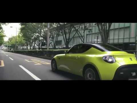 2015 Tokyo Motor Show: Toyota S-FR Concept
