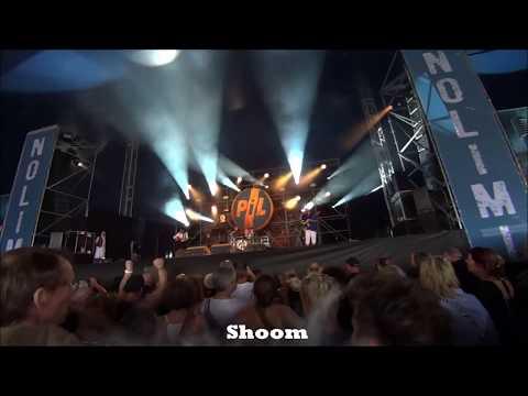 PiL (Public Image Ltd), Retropop - Grote Rietplas-Emmen Live 2018 4 songs