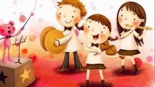 Танец маленьких утят.(Хороший клип, для вас друзья. Слова Ю. Энтина, музыка неизв. автора. На шагающих утят быть похожими хотят,..., 2012-03-30T11:09:34.000Z)