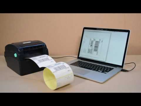 UPS plugin that enables you to print UPS labels on Mac OSX