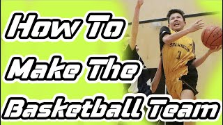 Basketball Tryout Tips For Grade 9 Basketball Tryouts