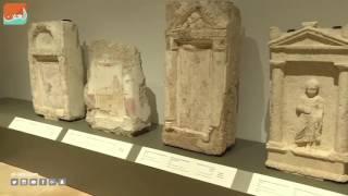 مناراتثقافة  كنوز  جديدة في المتحف اللبناني