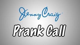 jenny craig family reuinion prank call