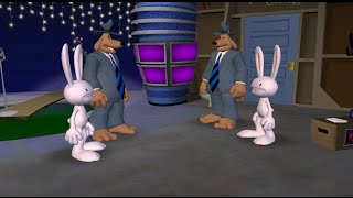 Sam & Max: Season 2 - Episode 4 - Chariots of the Dogs [Full Episode][1080p60fps]