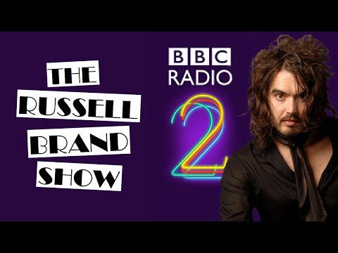 The Russell Brand Show | Ep. 117 (26/07/08) | Radio 2