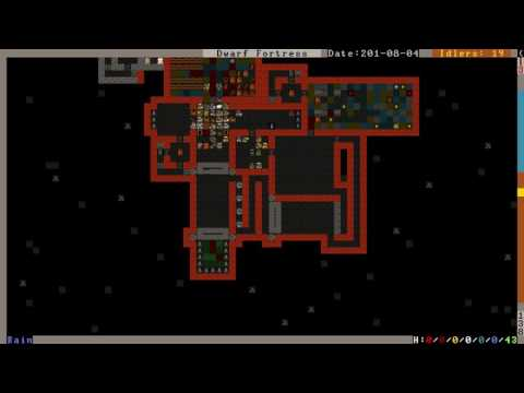 Rebuild the Trade Depot - Konosnish Ep9 - Vanilla Dwarf Fortress 43.05