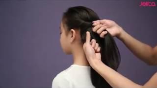 vuclip Tutorial Gaya Rambut Untuk Anak Kecil