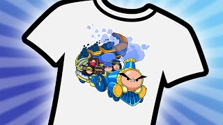 Steam Train T-SHIRT! ON SALE! CHOO CHOO! YAY!!