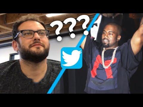 People Guess Real VS Fake Kanye Tweets