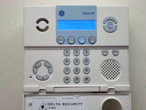 GE Simon XT, Delta Security online, GE Simon XT, introduction ...