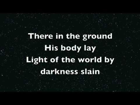 In Christ Alone- Owl City lyrics