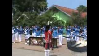 DRUM BAND SMK MODEL PGRI 1 MEJAYAN