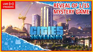 🔴 LIVE Reveal of MYSTERY free game on Epic Games Store 1/15
