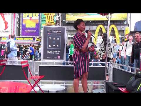 The Opera Collective  - Times Square September 19 2017