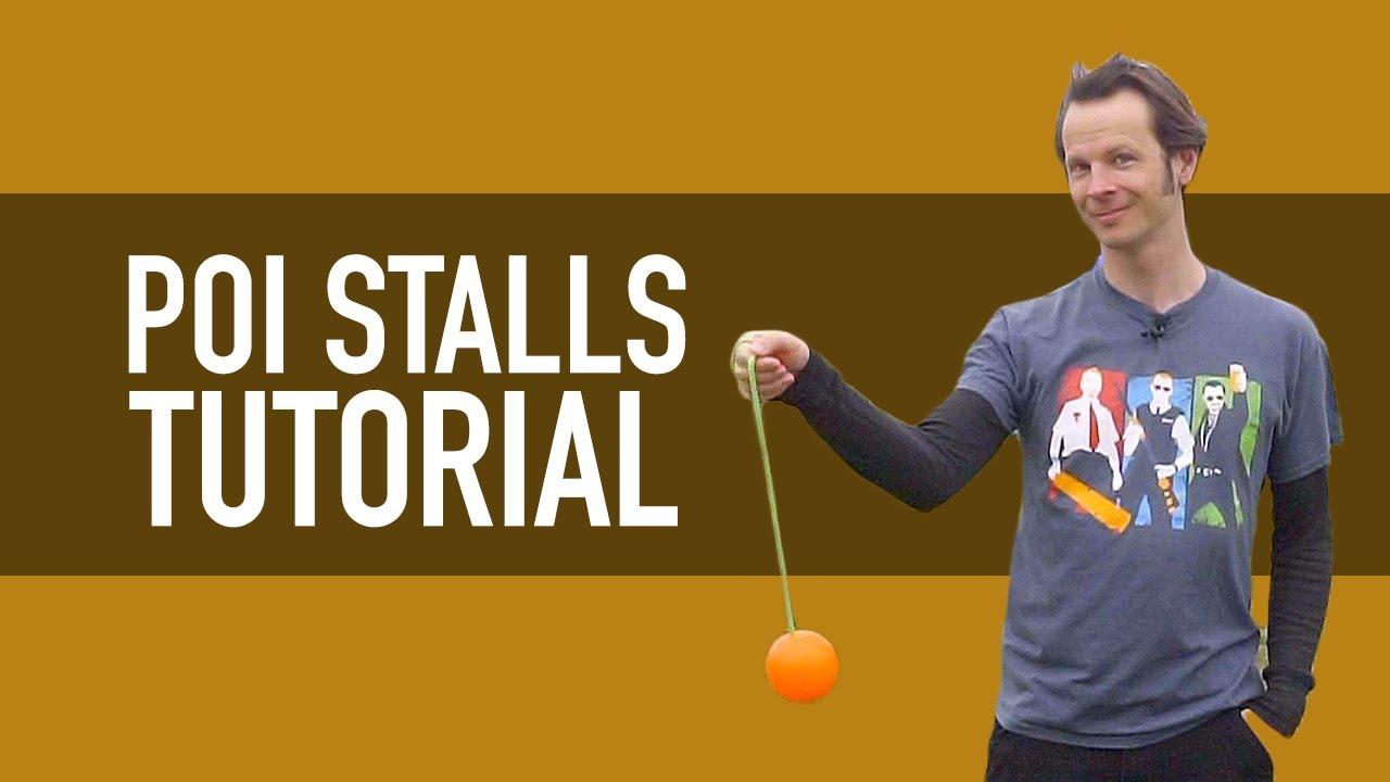 Poi stalls video tutorials from Drex