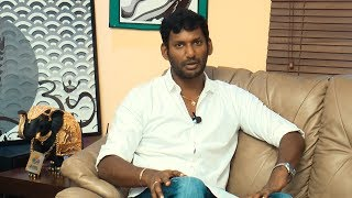 Vishal's stand on Tamil Rockers, Blue Sattai's Vivegam review controversy