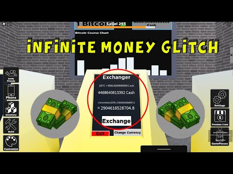BITCOIN MINER ROBLOX GLITCH AND TIPS