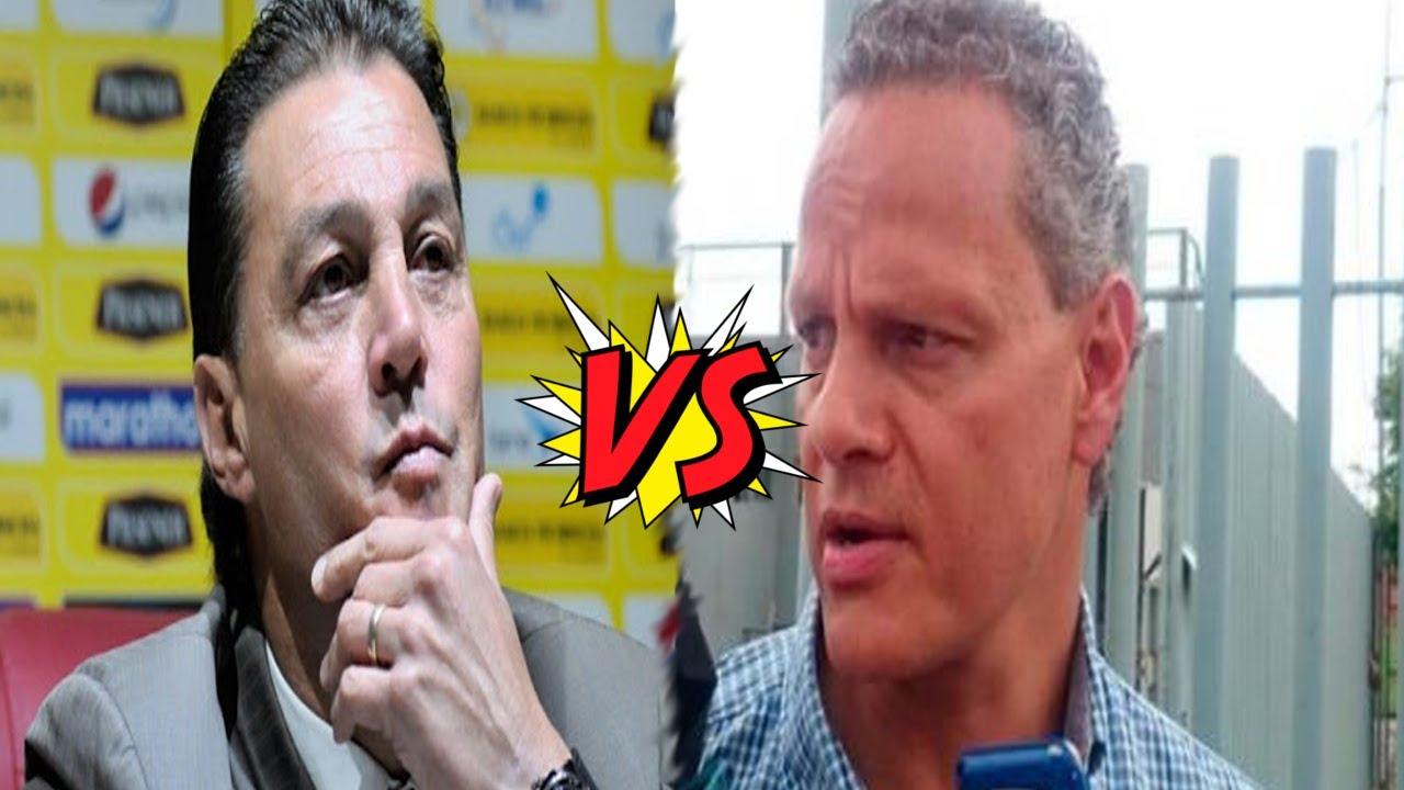 ALFARO MORENO vs ESTEBAN PAZ | ÁNGEL MENA HABLA SOBRE CRUYFF