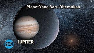 13 Kali Lebih Besar dari Planet Jupiter ! Inilah Planet Paling Besar yang Baru Ditemukan Oleh Nasa