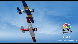 2017 STIHL National Championship Air Races on NBC Sports (2 of 3)