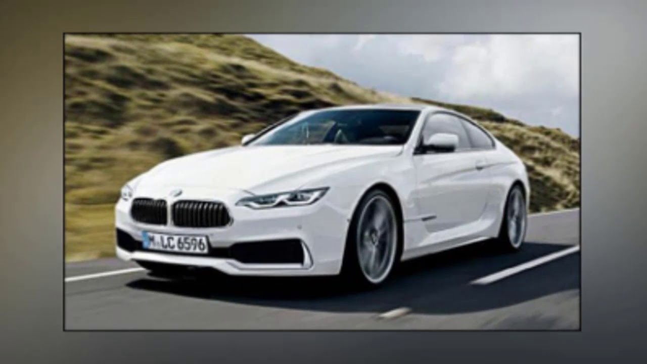 2020 BMW 6 Series New Concept