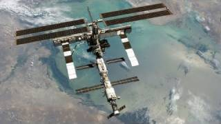 President Obama Calls the International Space Station
