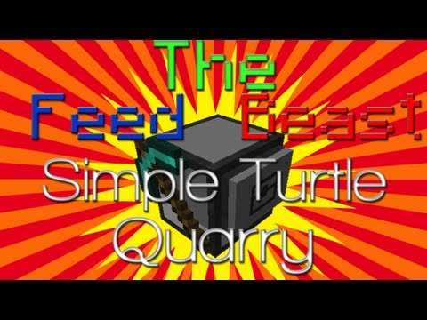 FTB - Easy Turtle Quarry