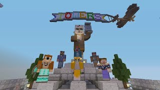 Towers Mini Game with Stampy and iBallisticSquid