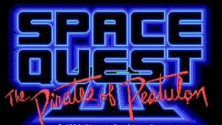 Space Quest III - The Pirates of Pestulon - Complete soundtrack (Roland MT-32)