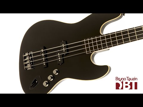 Fender Jazz Bass Aerodyne /// Test Complet