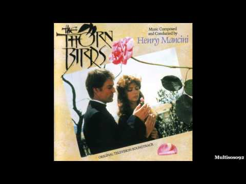 Henry Mancini - The Thorn Birds TV Series - Anywhere The Heart Goes (vocal by M.Mancini)