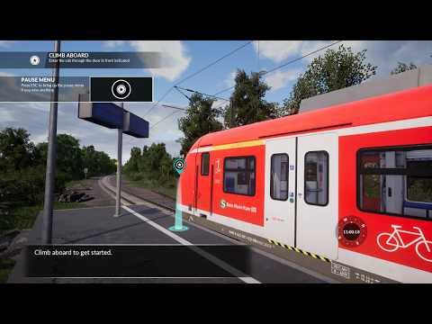 Train Sim World - DB BR 422 Introduction  