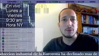 Punto9 - Noticias Forex del 14 de Julio 2017