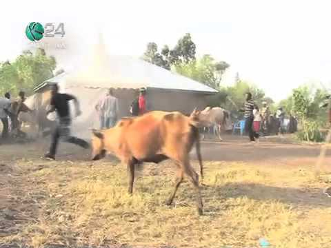 """Tero Buru"": Luo Culture Of Exorcising Evil Spirits From Home Of Departed Elders"