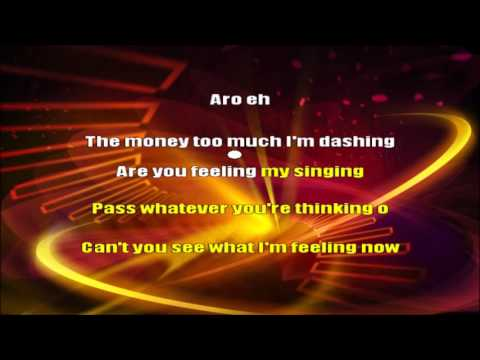 Wizkid Show you the money Karaoke/Lyrics