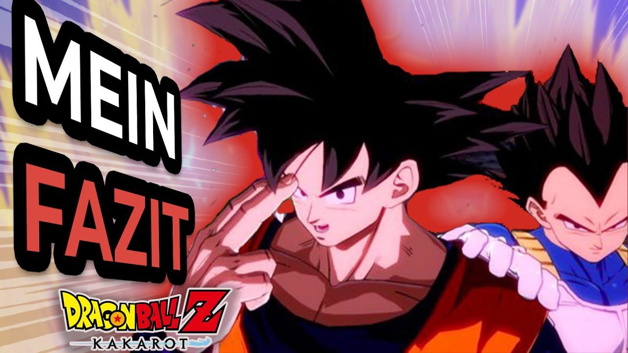 Mein Finaler Eindruck von Dragon Ball Z Kakarot