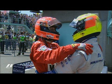 Schumacher Brothers Make History | 2001 Canadian Grand Prix