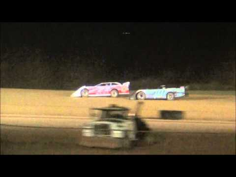 Marion Center Speedway Super Late Model Feature 4-23-2016