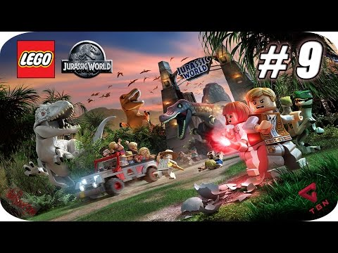 LEGO Jurassic World - Gameplay Español - Capitulo 9 - 1080p HD